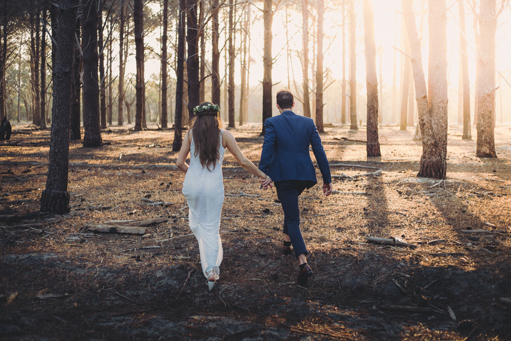 drone camera mariage